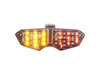 43370:LED クリアテールランプユニット(サブウインカー機能付き)
