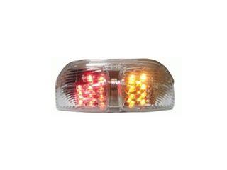43373:LED クリアテールランプユニット(サブウインカー機能付き)