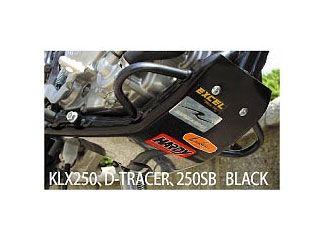 44356:スキッドプレート タイプII(ブラック)