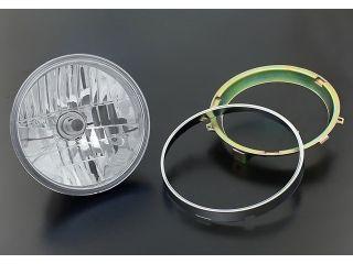 44611:ヘッドランプ ラウンドタイプ インナーリム付ヘッドランプ対応