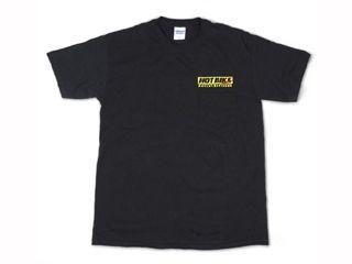 45899:HOT BIKE JAPAN オフィシャルTシャツ(ブラック)