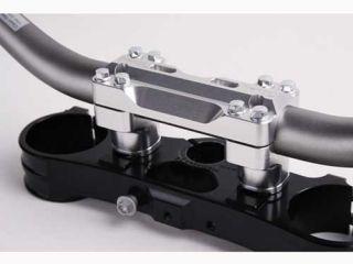 51002:RIDE(第4世代) ハンドルバーマウントキット(ラバー) 1 1/8(ファットバー・テーパーバー用) KTM