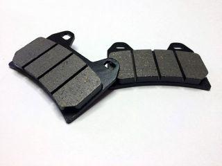 51307:ビレット ラジアルキャリパー100mm用オーガニックコンパウンドのカーボンブレーキパッド