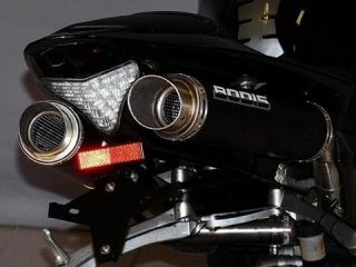 58367:スリップオンマフラー セット 4-2 フルチタン GP1 for YZF R1(2009-)