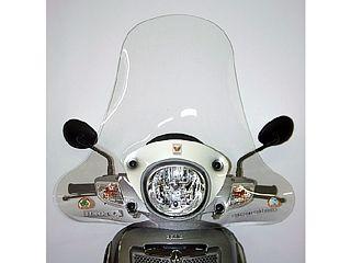 58641:APRILIA スクーター Scarabeo 125 200 Light 2007年 ウインドシールド ワイド