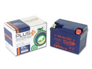 76899:PLUS(プラス)バッテリー ジェルタイプ PT4L-BS(YT4L-BS 互換)