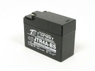 79968:12VシールタイプMFバッテリー T-SPIRIT(JTR4A-BS)