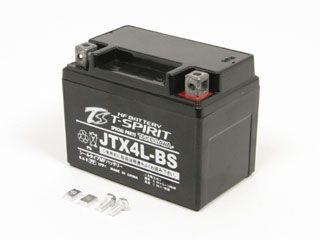 79969:12VシールタイプMFバッテリー T-SPIRIT(JTX4L-BS)