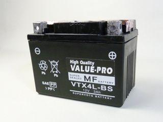 84100:互換バッテリー YT4L-BS FT4L-BS GTH4L=BS YTX4L-BS FTX4L-BS 液別タイプ