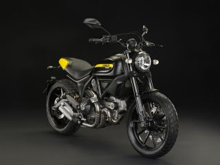 2015年 Scrambler Full Throttle・新登場