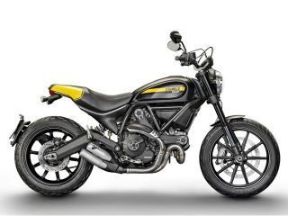 2016年 Scrambler Full Throttle