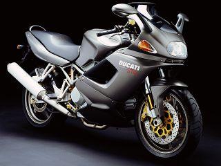 2001年 ST4S