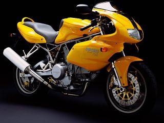 2001年 SuperSport 750