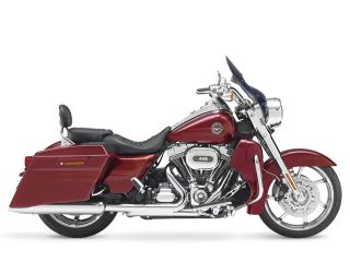 2013年 CVO FLHRSE5 Road King・新登場