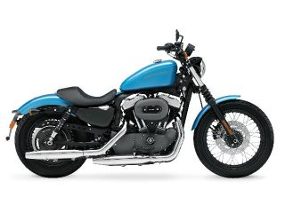 Sportster XL1200N Night Ster