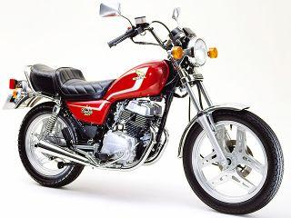 1981年 250T LA CUSTOM・新登場