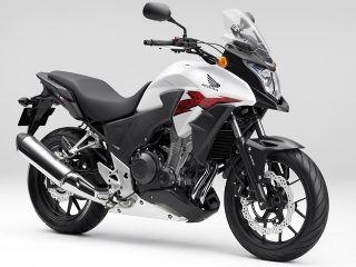2013年 400X ABS・新登場