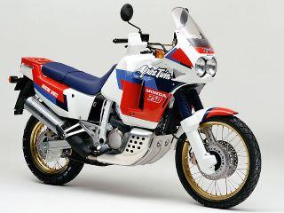 1990年 AFRICA TWIN・フルモデルチェンジ
