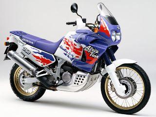 1993年 AFRICA TWIN・フルモデルチェンジ