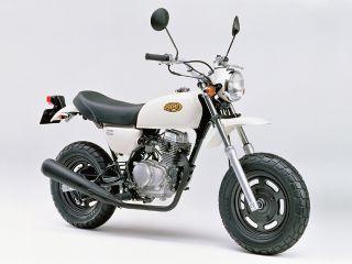 2001年 Ape50・新登場