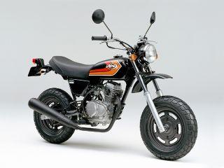 2001年 Ape50 Deluxe・追加
