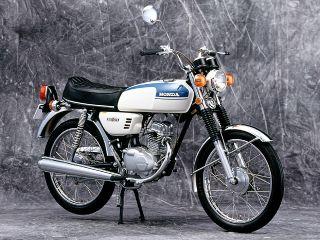 1971年 BENLY CB50・新登場