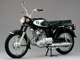 1966年 BENLY CD125