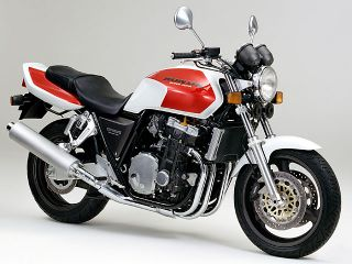 1993年 CB1000 SUPER FOUR・新登場