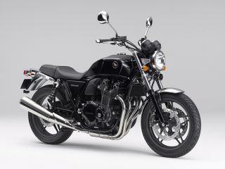 2012年 CB1100 BLACK STYLE・追加