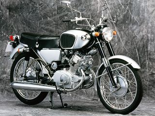 1964年 BENLY CB125・新登場