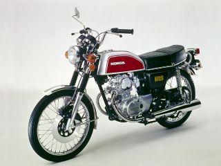 1972年 BENLY CB125JX・新登場