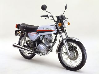1980年 CB125JX・フルモデルチェンジ
