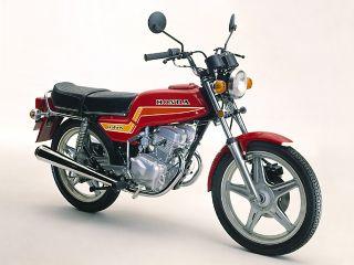 1978年 CB125T・追加