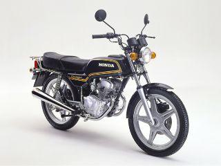 1979年 CB125T・マイナーチェンジ