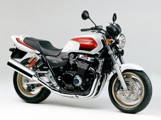1998年 CB1300 SUPER FOUR・新登場