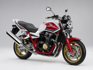 2008年 CB1300 SUPER FOUR ABS Special Edition・特別・限定仕様