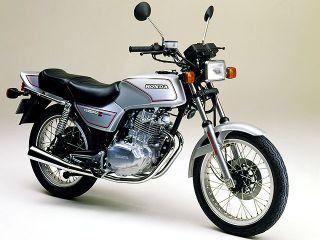 1981年 CB250RS-Z・追加