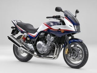 2007年 CB400 SUPER BOL D'OR ABS・新登場