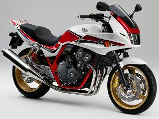 2011年 CB400 SUPER BOL D'OR Special Edition