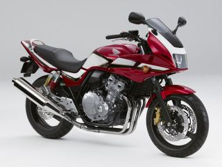 2013年 CB400 SUPER BOL D'OR Special Edition・特別・限定仕様