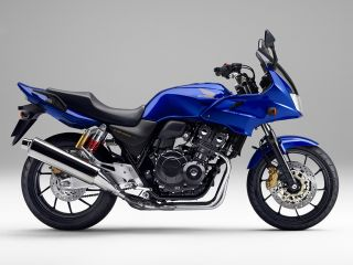 2014年 CB400 SUPER BOL D'OR ABS E Package・新登場