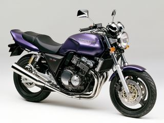 1994年 CB400 SUPER FOUR・追加