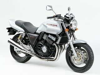 1995年 CB400 SUPER FOUR・追加