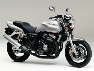 1996年 CB400 SUPER FOUR VERSION S・追加