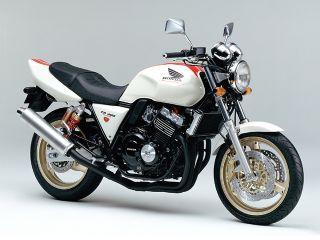 1998年 CB400 SUPER FOUR VERSION S 50th Anniversary Special・特別・限定仕様