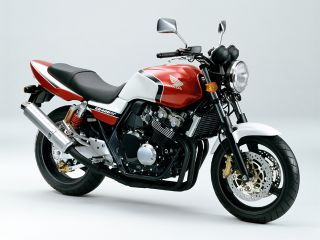 2002年 CB400 SUPER FOUR HYPER VTEC Ⅱ・追加