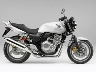 2008年 CB400 SUPER FOUR HYPER VTEC Revo ABS Special Edition・カラーチェンジ
