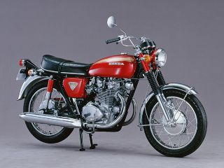1969年 CB450 EXPORT・新登場