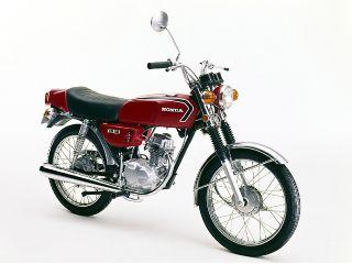 1973年 BENLY CB50JX・新登場