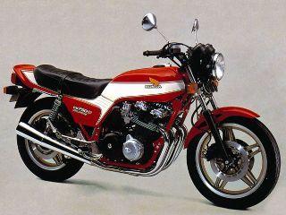 1981年 CB750F・特別・限定仕様